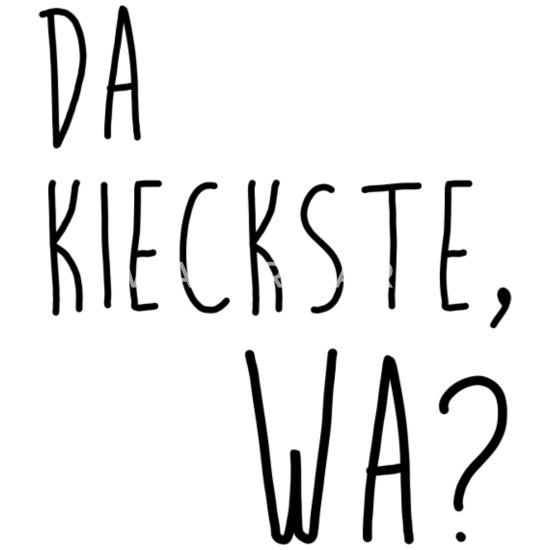 Berliner Dialekt Wörter