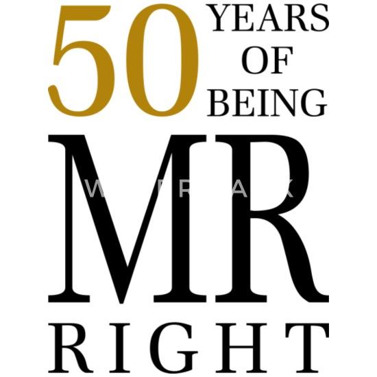Mann 50 jahre 50 Jahre: