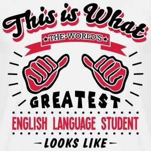 english language student worlds greatest