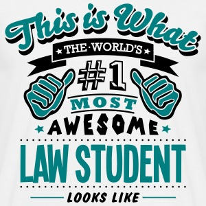 law student world no1 most awesome copy