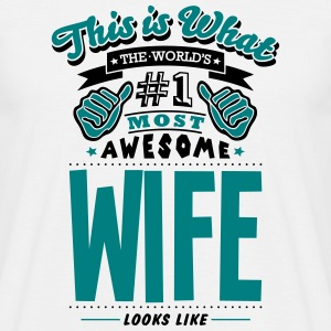 wife world no1 most awesome copy