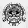 Tattoo mexican skull - T-shirt Homme