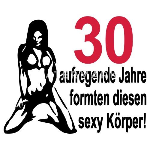 30 Geburtstag 30 Aufregende Jahre Formten Diesen Y Korper