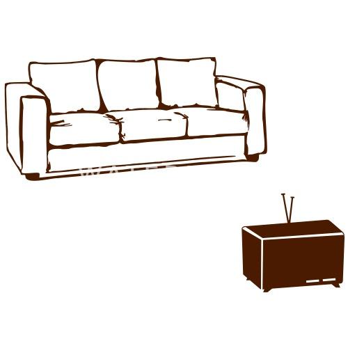 Wohnzimmer Manner Bier Sofa Fernseher Tv Diwan Kanapee Manner