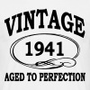 Vintage 1941 Aged to Perfection  - Men's T-Shirt