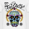 Ted Dollar Skull - T-shirt Homme