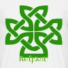 Belfast Celtic Cross - Men's T-Shirt