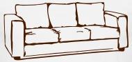 Diwan, Kanapee, Ottomane, Liege, Sofa, Couch, Bett, Chillen, Wohnzimmer,  Oma Von FucktheNorm | Spreadshirt