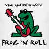 frog_n_roll_072011_d_3c - T-shirt Homme