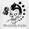 Rockabilly Rebel - Herre-T-shirt