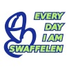 Every Day I Am Swaffelen - Men's T-Shirt