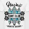 AD Surf Hawaii - T-shirt Homme