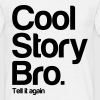 coolstorybro - T-skjorte for menn