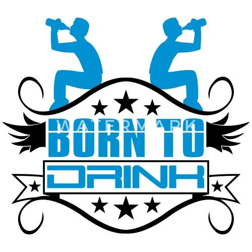 Saufen Trinken Freunde Crew Alkohol Bier Betrunken Männer T Shirt