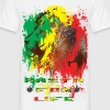 rasta for life - T-shirt Homme