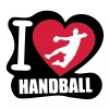 i love handball - Men's T-Shirt