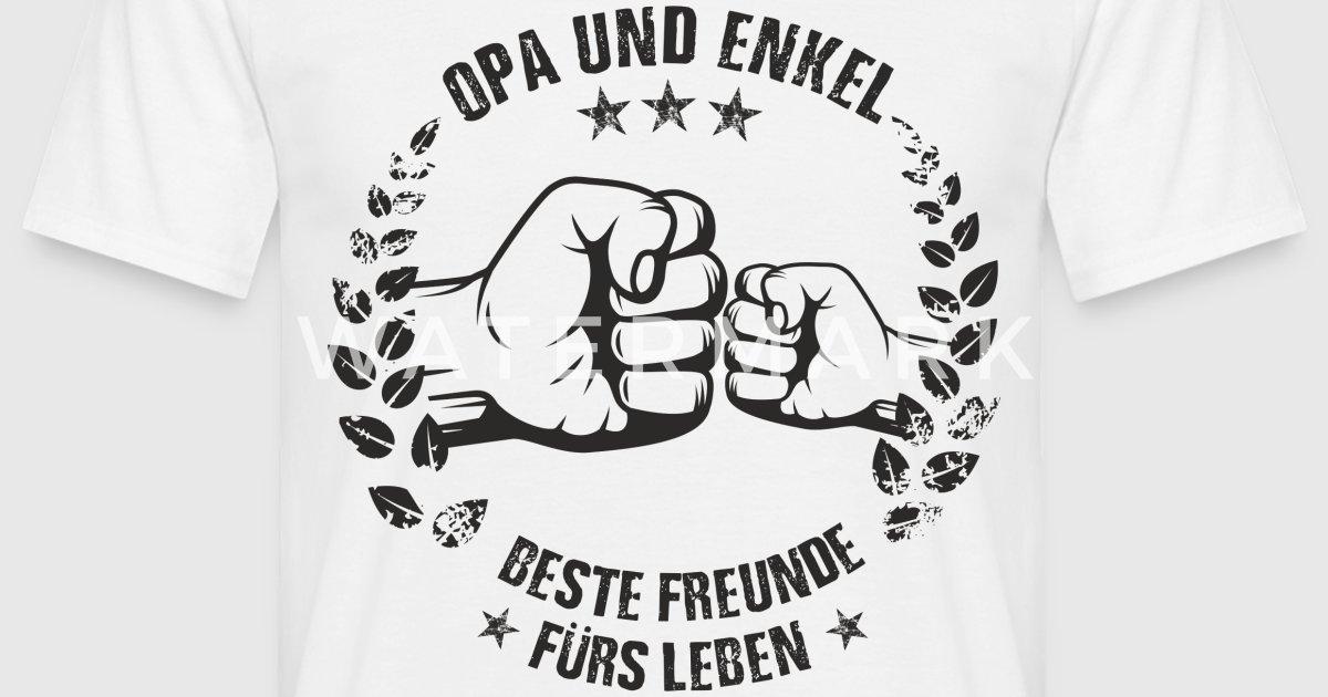 Brief Von Opa An Enkel : Opa und enkel von dk design spreadshirt