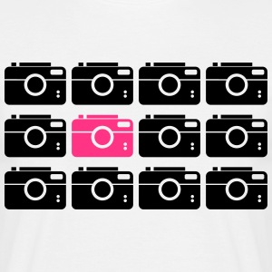 Be different photographer - Men's T-Shirt