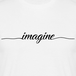 IMAGINE - Männer T-Shirt