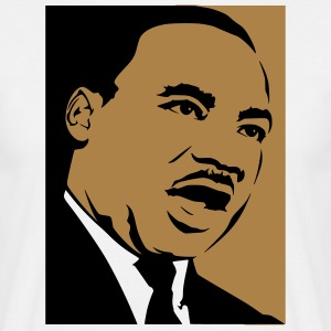 Martin Luther King - T-shirt herr