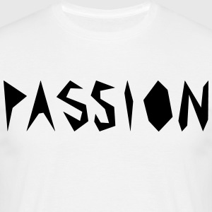passion - T-shirt Homme