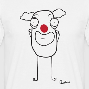 Chillions Clown triste - T-shirt Homme