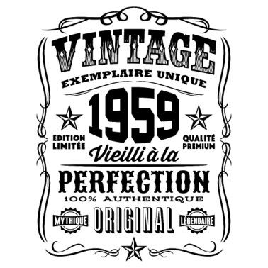 1957 60 Ans Légendes 2017 Sweat Shirt Homme Spreadshirt