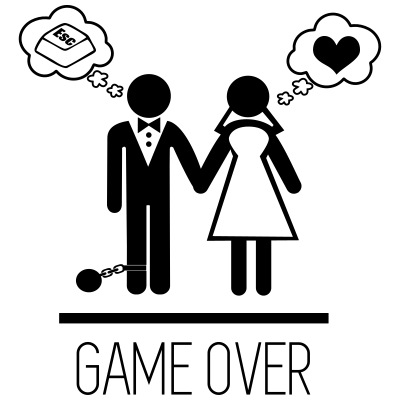 Game over - Addio Al Celibato - divertenti
