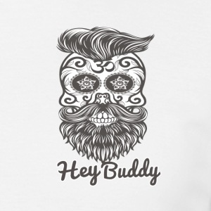 Hey Buddy - MrMuri - T-shirt herr