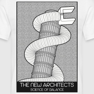 THE NEW ARCHITECTS - T-shirt Homme