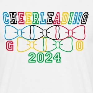 Cheerleading_20124 - Mannen T-shirt