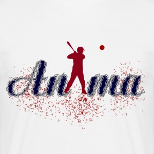 anima - Herre-T-shirt