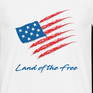 Country of free USA