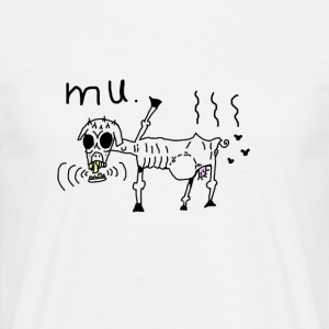 Cow - T-shirt herr