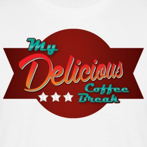 Delicious - Herre-T-shirt