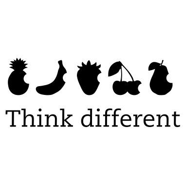 think_more_different - T-shirt Homme