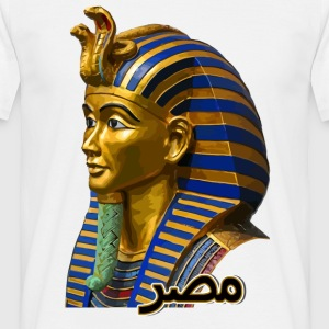 Pharaoh Egypt - T-skjorte for menn