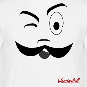 Mostacho1 - Men's T-Shirt