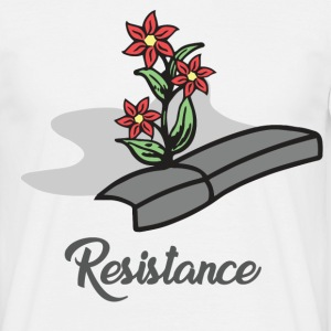 resistance - T-shirt Homme