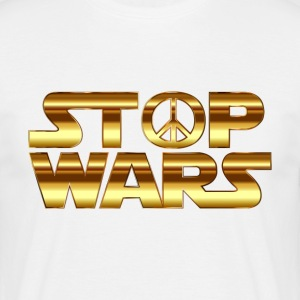 COLLECTION STOP THE WAR - T-shirt Homme