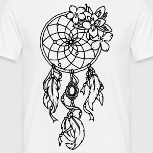 dream catcher - Men's T-Shirt