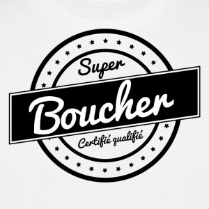 Super boucher - T-shirt Homme