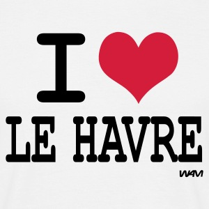 i love le havre - j'aime le havre
