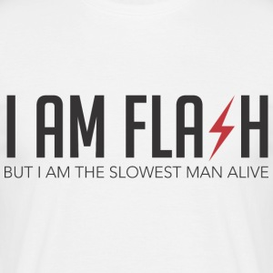 IAM FLASH - T-shirt Homme