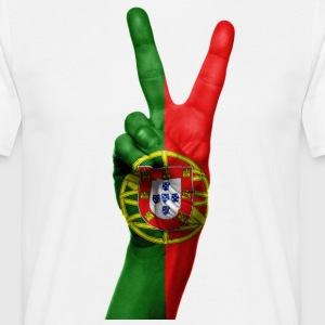 PORTUGAL NEW COLLECTION - Herre-T-shirt