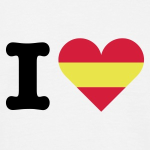 i love spain heart herz