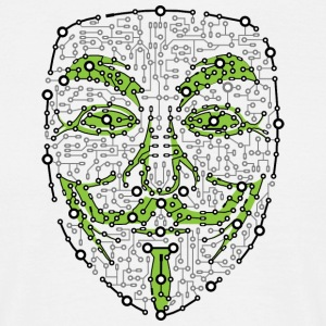 Digital Anonymous Version 01 - Men's T-Shirt