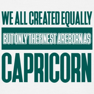 Star sign Capricorn / Zodiac Capricorn - Men's T-Shirt