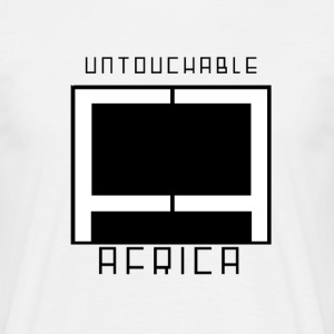 Untoutable - T-shirt herr