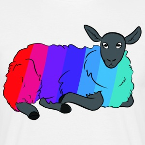 Spectrum Sheep - T-skjorte for menn